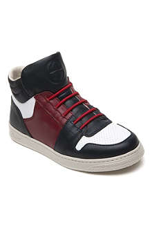 GUCCI Unisex high-top trainers 1-8 years