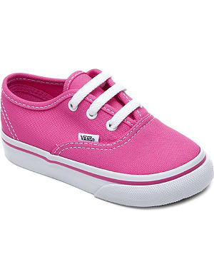 VANS Lace-up trainers 2-5 years