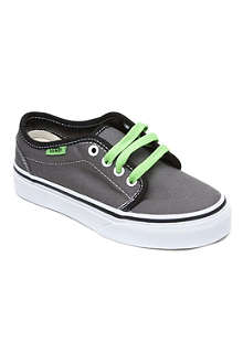 VANS Lace-up canvas trainers 5-8 years