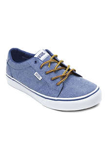 VANS Contrast lace canvas trainers 6 months-3 years