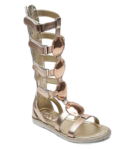STEP2WO Nefertiti leather sandals 6-11 years (Pink