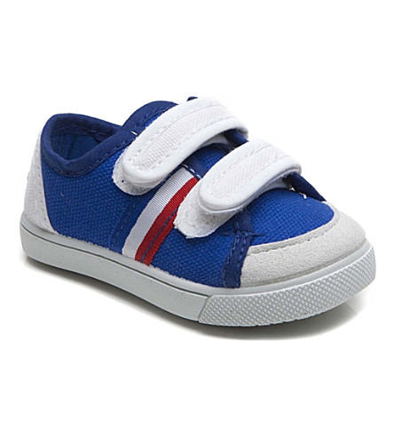 STEP2WO Jayden two-tone trainers 1-3 years (Blue