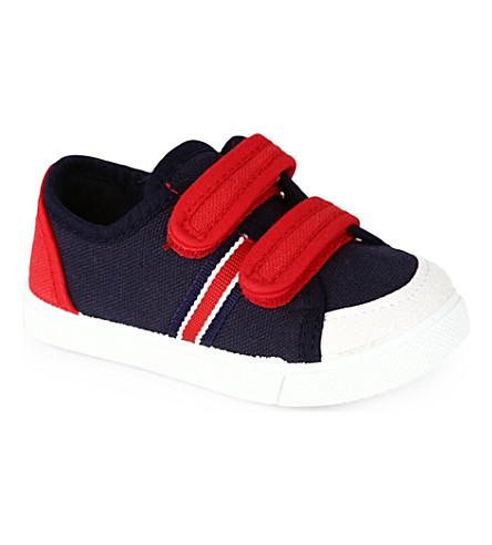 STEP2WO Jayden two-tone trainers 1-3 years (Navy