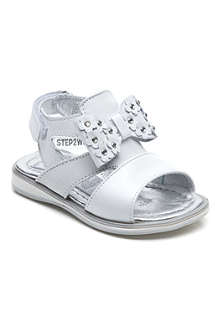 STEP2WO Girls posy sandals 6 months-4 years