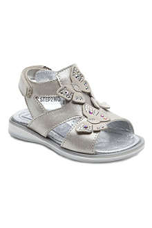 STEP2WO Libella leather butterfly sandals 6 months-3 years