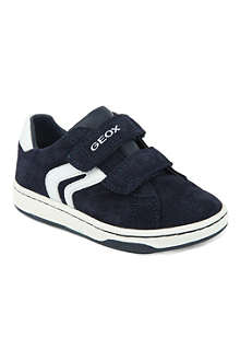 GEOX Kiwi Boy suede trainers 5-9 years