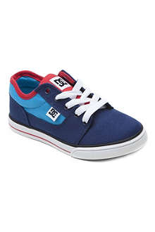 DC Unisex lace trainer 6-12 years