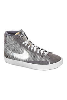NIKE Unisex high top trainers 9-12 years