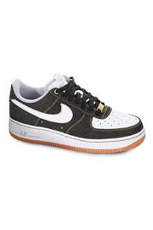 NIKE Unisex lace-up Air Force 1 9-12 years