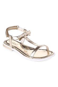 STEP2WO Tamara patent sandals 7-11 years