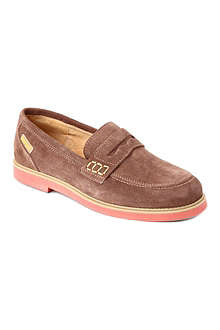 STEP2WO Sammy leather loafers 7-12 years