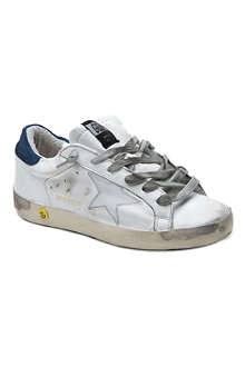 GOLDEN GOOSE Leather star trainers
