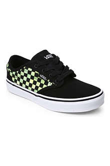 VANS Checkerboard trainers 6-9 years