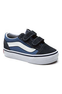 VANS Toddler old skool trainers 2-5 years