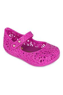 MINI MELISSA Campana Zig Zag sandals 6 months - 5 years