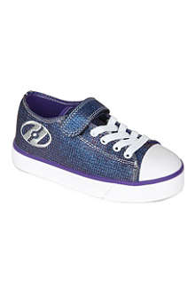 HEELYS Metallic trainers 6-9 years