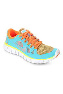 NIKE Free trainers 9-11 years