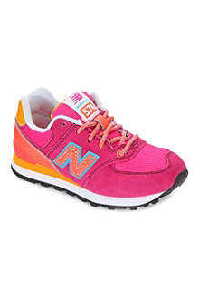 NEW BALANCE Girls lace-up trainers 5-8 years