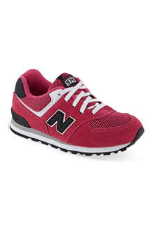 NEW BALANCE Girls lace-up trainers