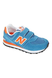 NEW BALANCE Boys velcro trainers 7-9 years