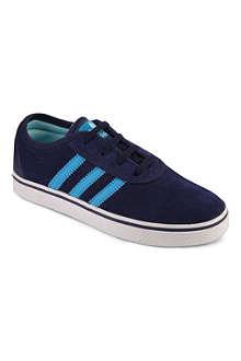 ADIDAS Adi Ease suede trainers 7-11 years