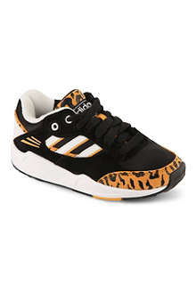 ADIDAS Tech super running trainers 6-11 years