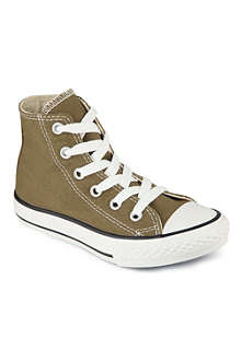 CONVERSE Chuck Taylor all star high-top trainers 5-11 years