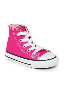 CONVERSE Canvas high-top trainers 2-11 years