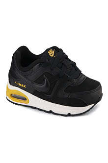 NIKE Air max commander trainers 1-4 years
