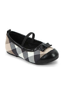 STEP2WO Check ballerina pumps 2-5 years
