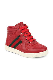 GUCCI High-top trainers 2-4 years
