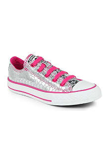 CONVERSE Slip-on croc-print trainers 6-11 years