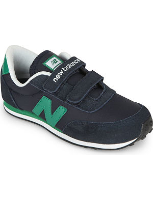 NEW BALANCE Boys velcro trainers 2-9 years