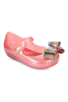 MINI MELISSA Bow jelly shoes 6 months-5 years