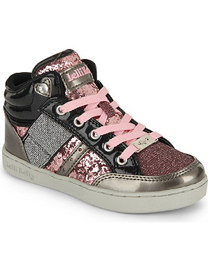 LELLI KELLY Girls high-top trainers 4-9 years
