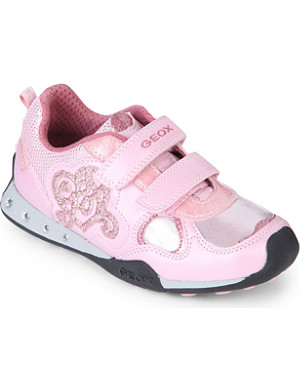 GEOX New Jocker Girl trainers 3-8 years