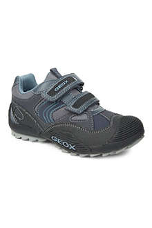 GEOX Savage double-strap trainers 7-11 years