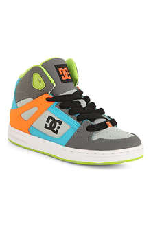 STEP2WO DC Rebound mid-top trainers