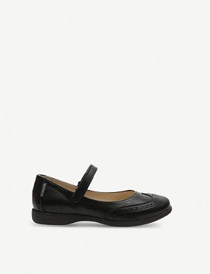 STEP2WO Olivia leather school shoes 6-12 years