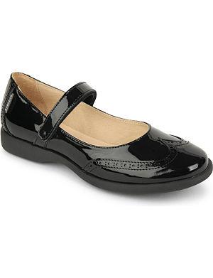 STEP2WO Olivia patent bar shoes