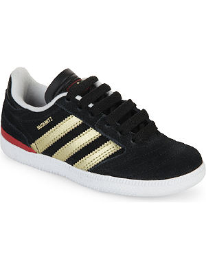ADIDAS Busenitz suede trainers 6-11 years