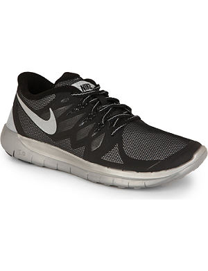 NIKE Free 5.0 Flash unisex trainers 8-10 years