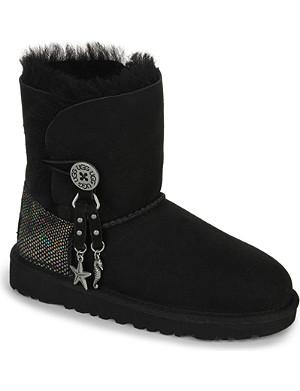 UGG Bailey charm boots 7-11 years