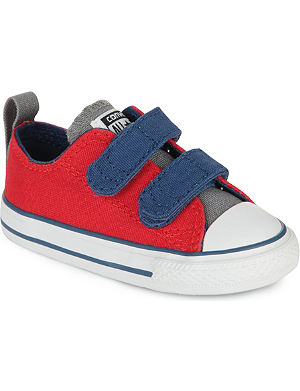 CONVERSE All Star velcro trainers 2-5 years