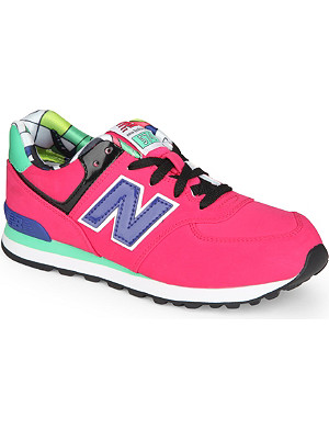 NEW BALANCE Lace-up trainers 6-11 years