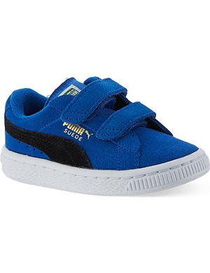 PUMA Suede trainers 2-8 years