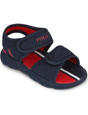 RALPH LAUREN Raltide velcro sandals 2-7 years