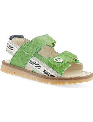 MOSCHINO Peace sandals 2-4 years