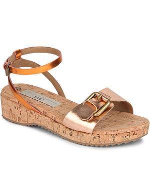 STELLA MCCARTNEY Linda wedge sandals 7 - 9 years
