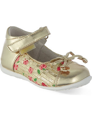 STEP2WO Mini Sandy 2 bar shoes